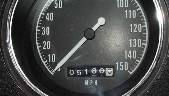 Road Runner Odometer