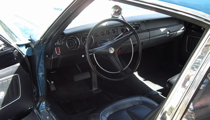 1970 Road Runner Interior